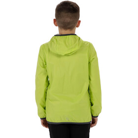 Regatta Lever II Jakke Børn grøn